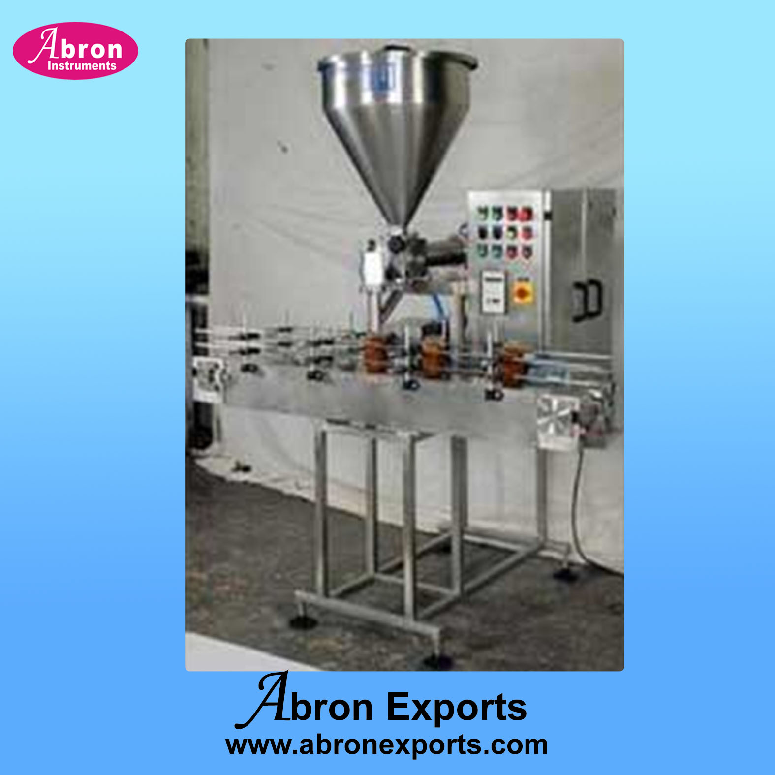 Honey Filling Machine Automatic 50gm 100 250gm 500gm Abron AT-9512