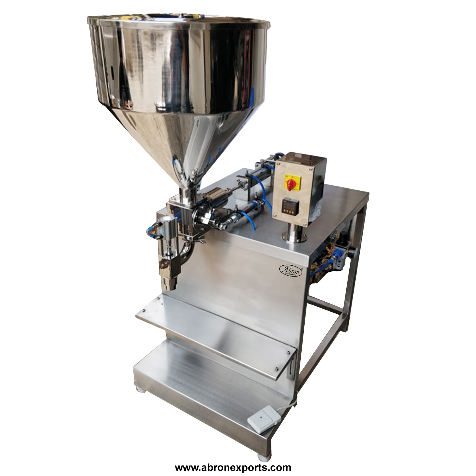 Honey Filling Machine Packing Automatic 500gm Abron Small AT-9513B