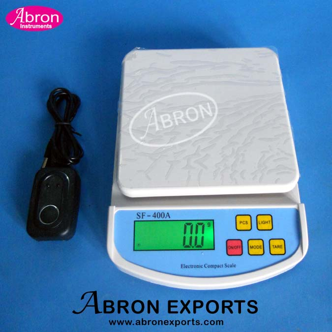 GA-001A Balance Digital 600gm 0.1gm Portable Electronic Abron  AB-266G1