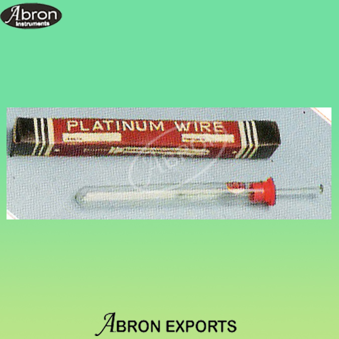 Platinum wire for fl..