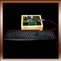 Microprocessor 8085 Training System with LCD Display