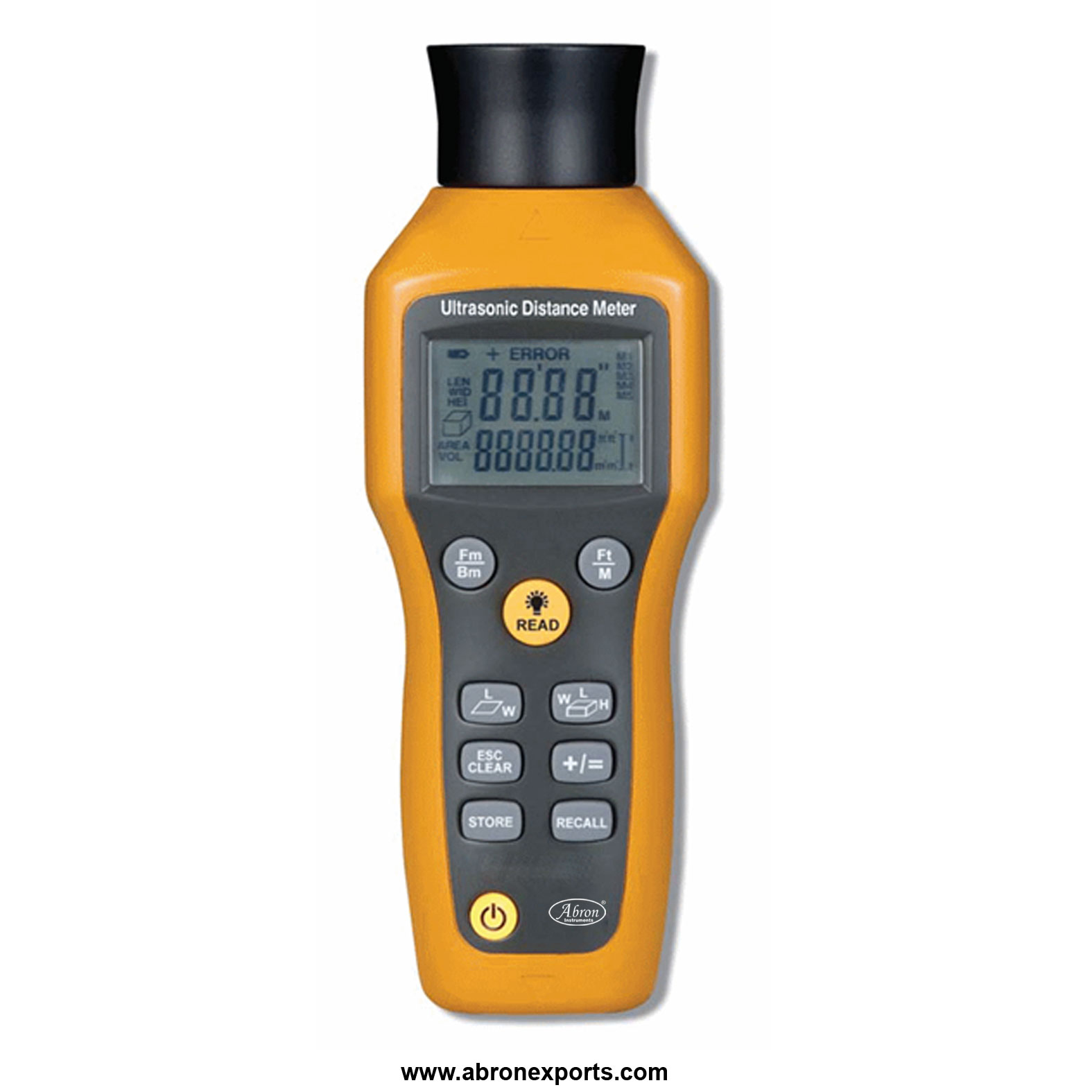 Distance meter ultrasonic digital AG-246