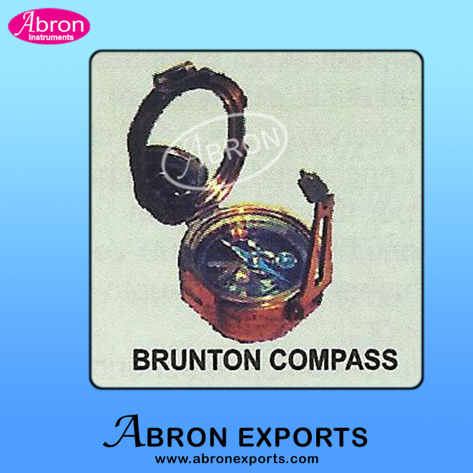 Brunton compass with stand AG-223