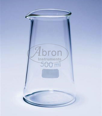Beaker conical with ..