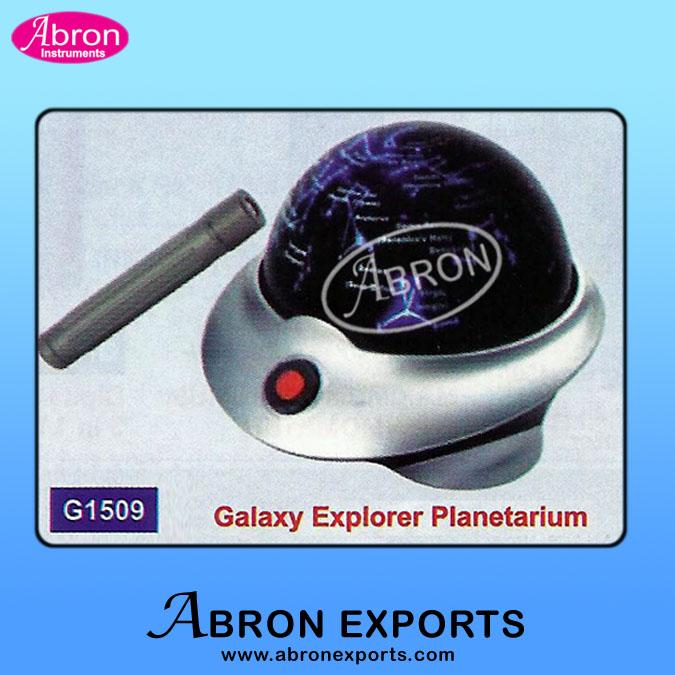 Galaxy explorer planetarium Cybersky CD software AG-260