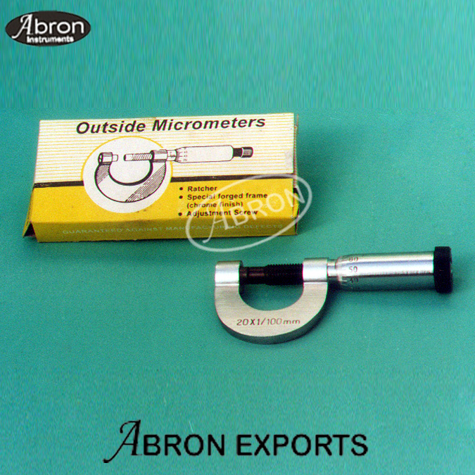 Micrometer screw gua..