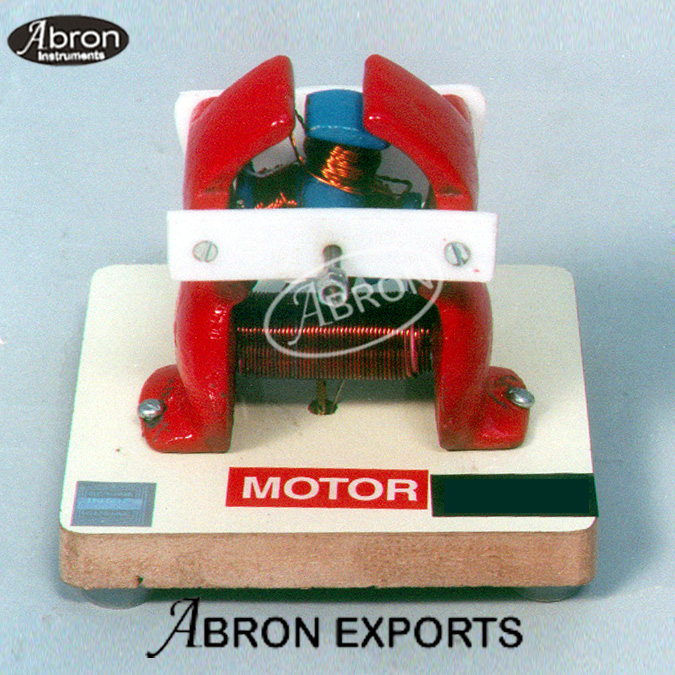 Model of motor abron..