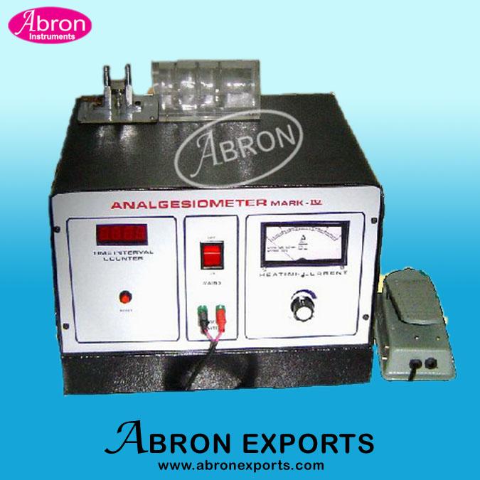 Analgesiometer Mark Iv Abron