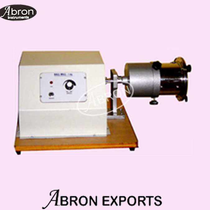 Ball mill 2kg abron..