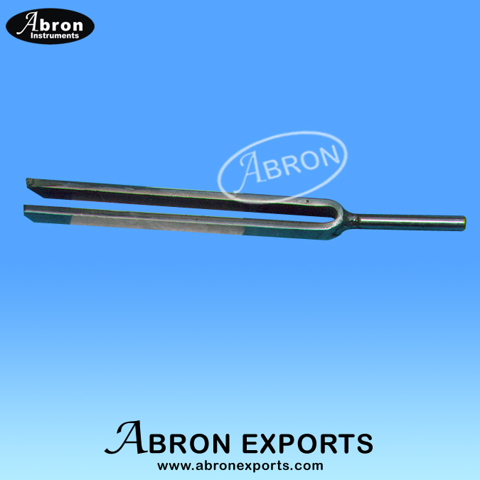 Kymograph part Tuning fork With Rod aluminium with 2 limbs and stem Abron APH-2550-34