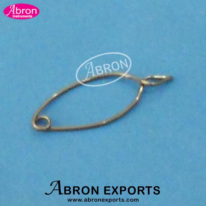 Kymograph Part Heart Clip lever Abron APH-2550-37