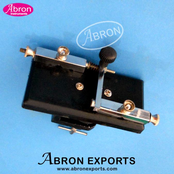 Kymograph Part Simple key with ebonite base Abron