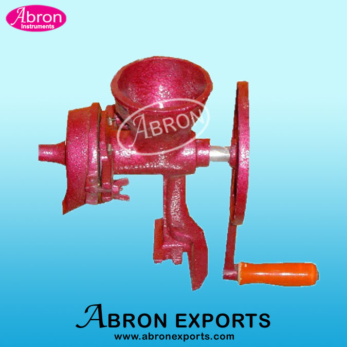 Hand grinding mill a..