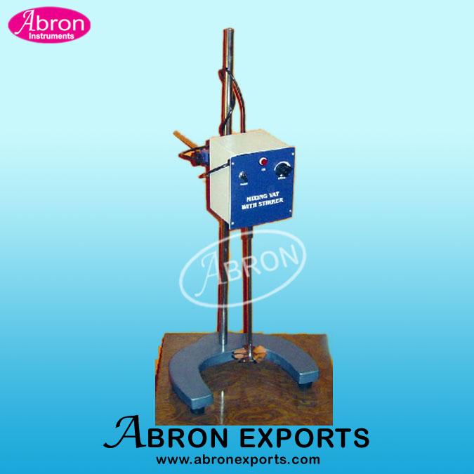 Laboratory stirrer Mixing  with speed regulator on stand Abron AC-360B