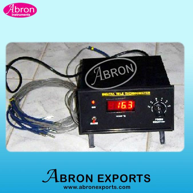 Telethermometer 1 Probe Abron