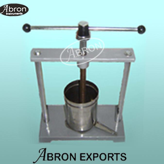 Tincture Press 1liter Abron