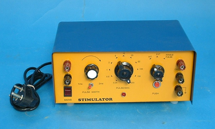 Stimulator Electronic Research for Kymograph abron APH-2640-1