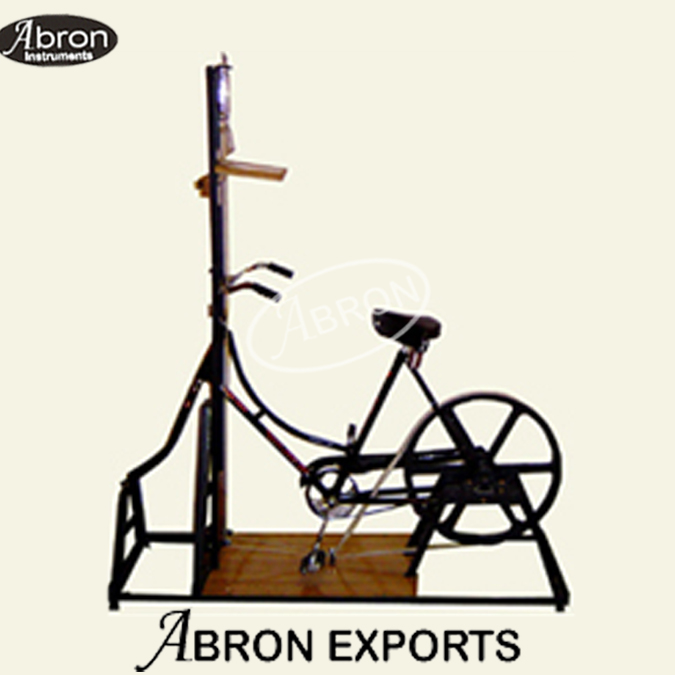 Bicycle ergograph ab..