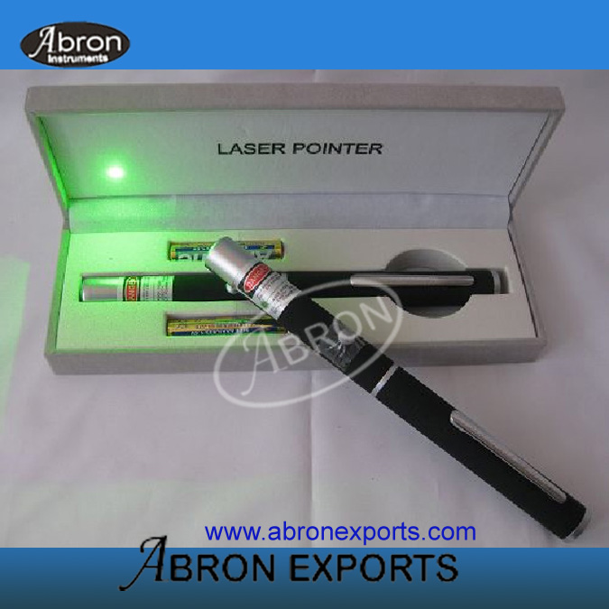 Laser a pointer pen ..