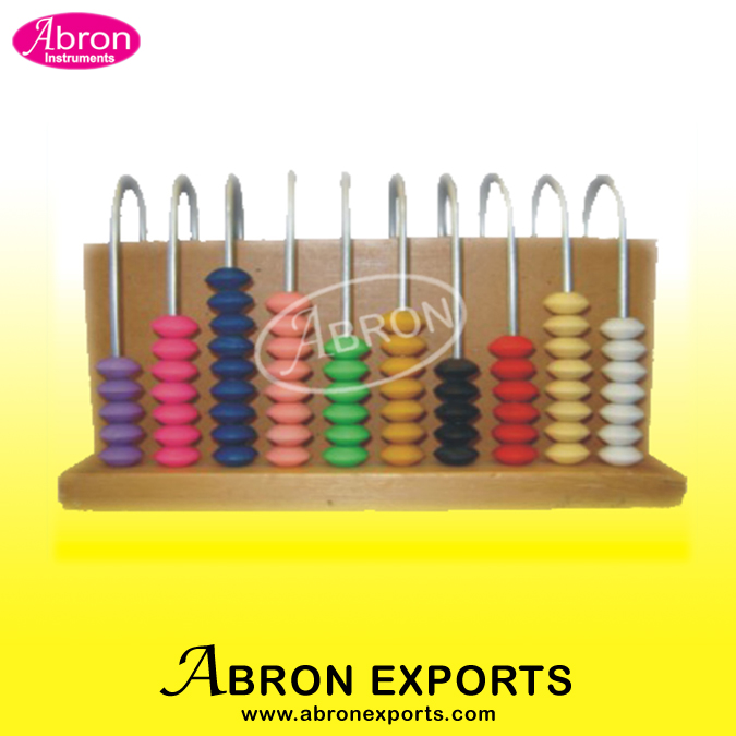 Teacher abacus (wood..