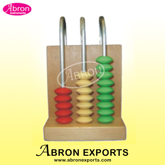 Student abacus (wood..