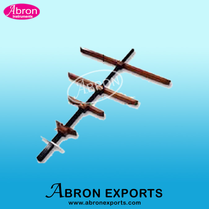 Cross staff abron (s..