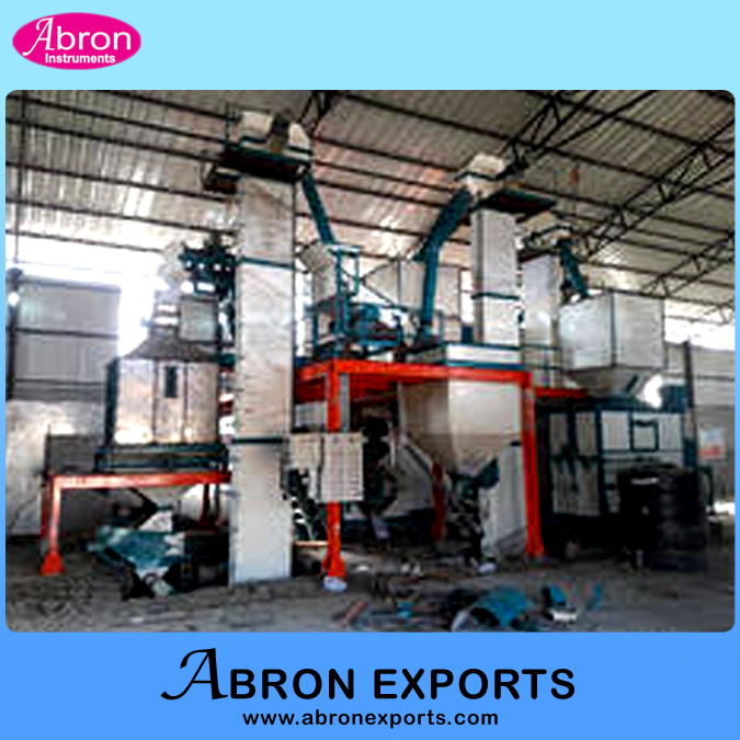 Feed plant machinery Poultry feed capacity  1500-2000 Ton