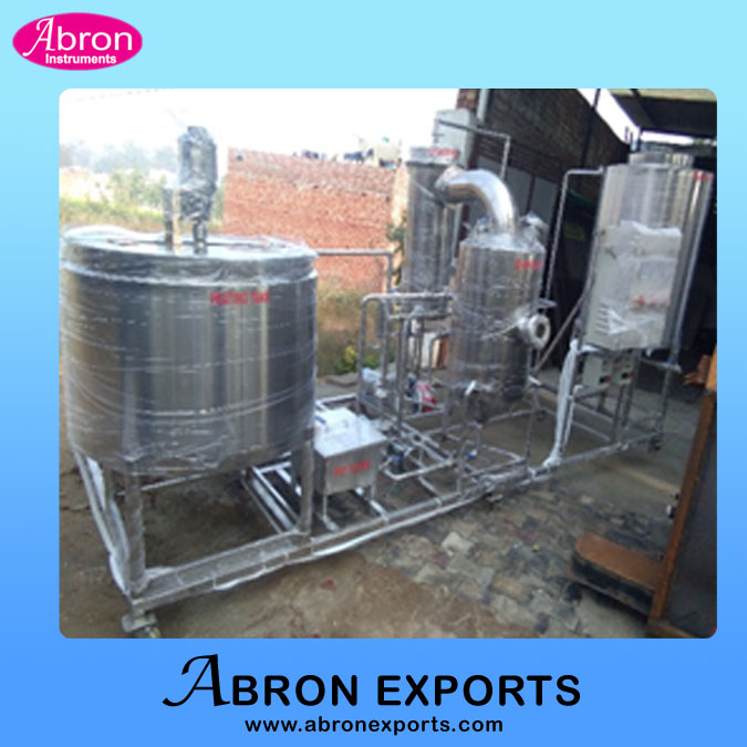 Honey Processing Filtering Dewatering Cleaning Machine 500kg Per Day Abron AT-9511