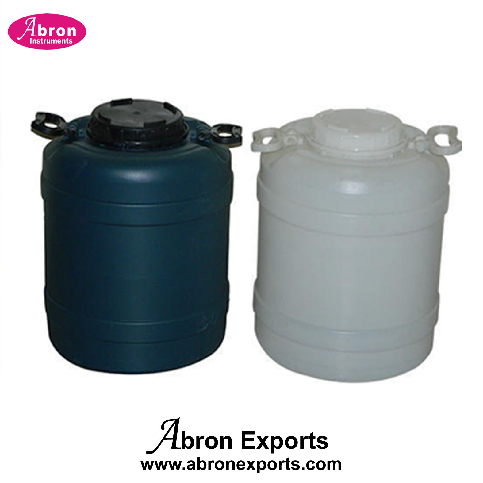 Honey Containers For Storage Collecting 30kg Plastic with carrying Handle Abron AT-9515