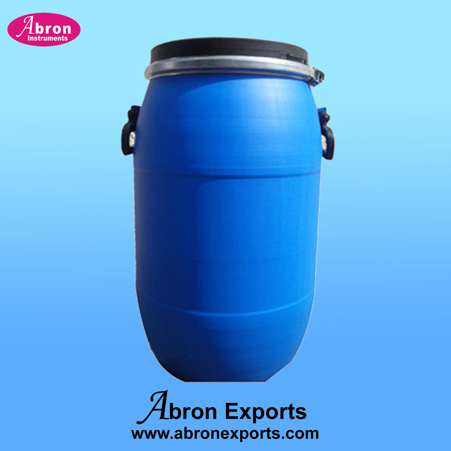 Honey Containers For Storage Collecting 50kg Plastic with Carrying Handle Abron AT-9515-50