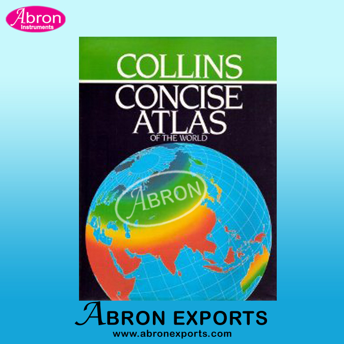 World atlas big  abr..