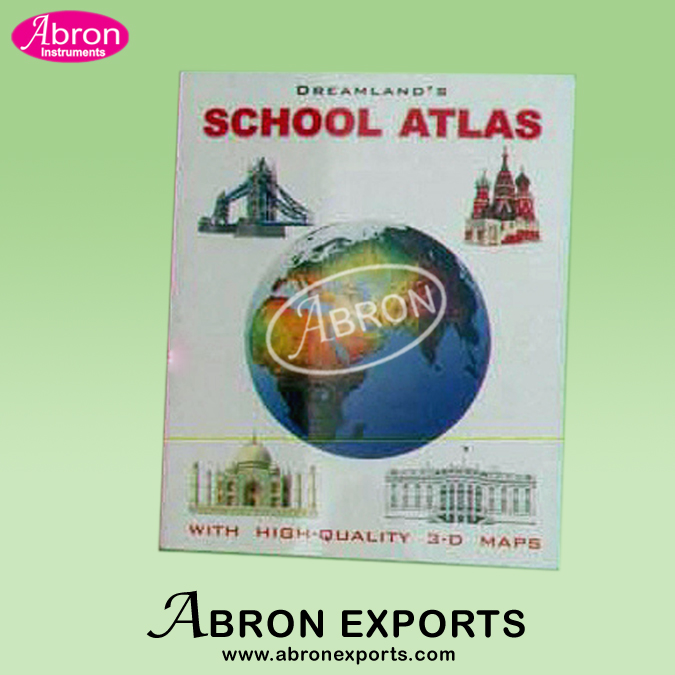 World atlas school e..