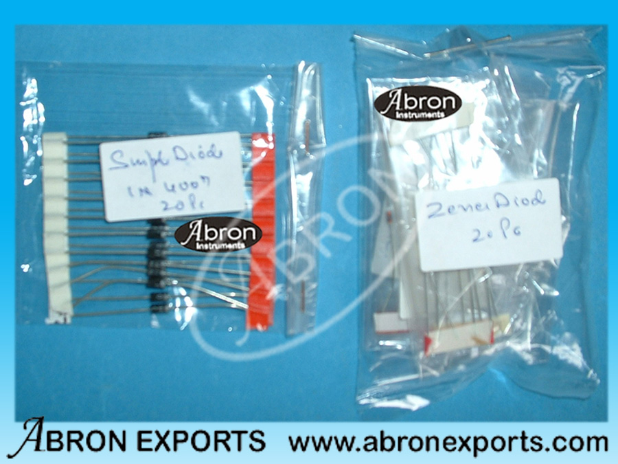 Electronic component semi conductor diode zener diode kit EP-1224Z