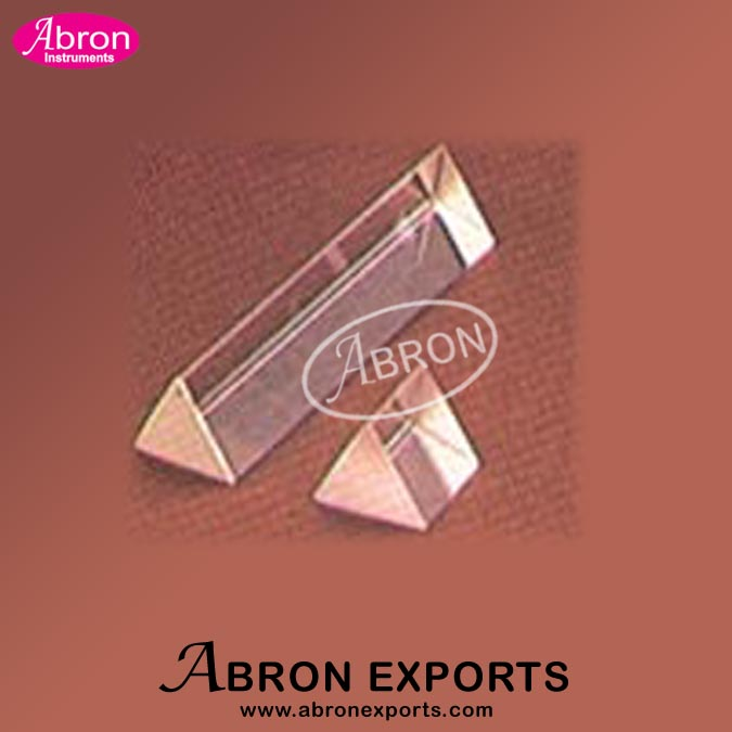 Glass prisms abron ..